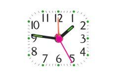 Clock dial Stock Image