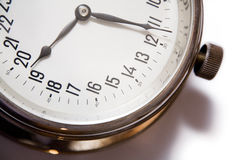 Clock dial Royalty Free Stock Photo