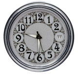 Clock dial. Royalty Free Stock Photography