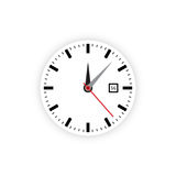 Clock dial timer Royalty Free Stock Photography