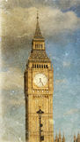Clock face of Big Ben Stock Photos