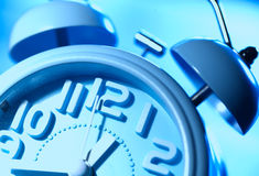 Clock face Stock Image