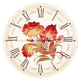 Clock Face. Stock Photos