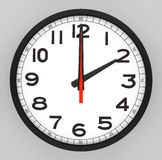 Clock Face 2 o'clock Royalty Free Stock Images