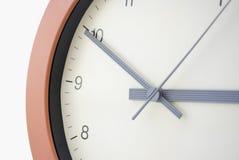 clock face ten three to Στοκ φωτογραφία με δικαίωμα ελεύθερης χρήσης