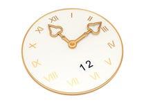 Clock face Royalty Free Stock Photos