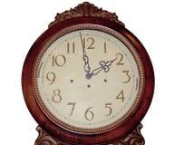 clock farfadern fotografering för bildbyråer