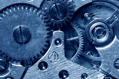 Clock gear Stock Images
