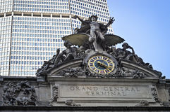 Clock Grand Central Terminal Stock Images