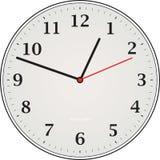 Clock grey Royalty Free Stock Image