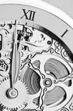 Clock hands and mechanism Royalty Free Stock Photo
