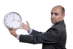 Clock Stock Image