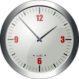 Clock, Home Accessories, Wall Clock, Product Design Royalty Free Stock Photo
