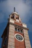 clock hong kong tower Στοκ εικόνες με δικαίωμα ελεύθερης χρήσης