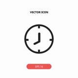 Clock  icon Royalty Free Stock Photo