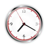 Clock illustration Stock Photo