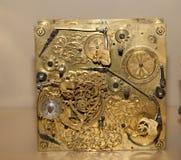 Clock inner workings Stock Images