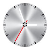 Clock interface Royalty Free Stock Image