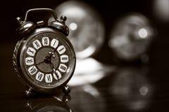 Clock Macro Detailed Royalty Free Stock Photo