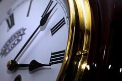 Clock Macro Detailed Royalty Free Stock Images
