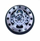 Clock Macro Detailed Royalty Free Stock Photography