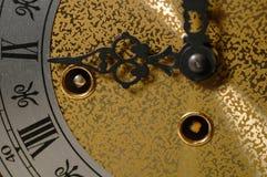 clock makroen royaltyfria foton