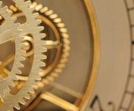 Clock Mechanic Stock Image