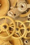 Clock Mechanism Royalty Free Stock Photo