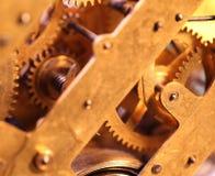 Clock mechanism royalty free stock image