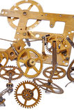 Clock mechanism Royalty Free Stock Photography