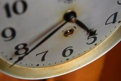 clock mekaniskt Royaltyfri Foto