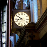 Clock, NYC Royalty Free Stock Photography