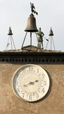 Clock of Orvieto Stock Photos