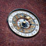 Clock of Oslo City Hall , Norway Stock Photo