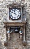 Clock Oxford England Stock Photos