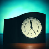Clock in the Room Stock Photography