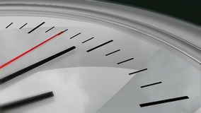 Clock Seconds Ticking stock video footage