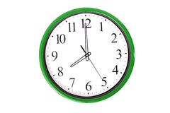 Clock serie - 8 o'clock Royalty Free Stock Photo