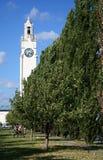 Clock står hög Fotografering för Bildbyråer