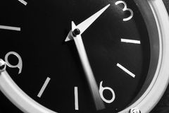 Clock Ticking Royalty Free Stock Images