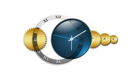 Clock, Time, Blue, Way Of Thinking Royalty Free Stock Photo