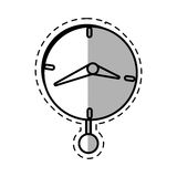 clock time business money pendulum shadow Stock Photos