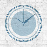 Clock time Royalty Free Stock Images