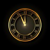 Clock time icon Stock Image