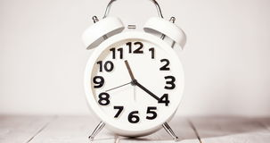 Clock Time Lapse stock video