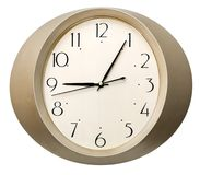 Clock time watch Royalty Free Stock Images