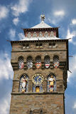 Clock tower Stock Photography
