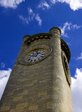 Clock tower. The clock tower of the Horniman museum in London Royalty Free Stock Photo