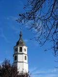 Clock Tower. Kalemegdan fortress, Belgrade Royalty Free Stock Image