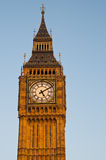 The Clock Tower Royalty Free Stock Photography